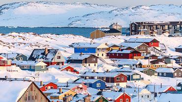 Grenlandia, stolica - Nuuk