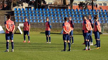 Sobota, 28 listopada 2020 r. Piłkarska trzecia liga: Warta Gorzów - LKS Goczałkowice Zdrój 1:2 (0:2)