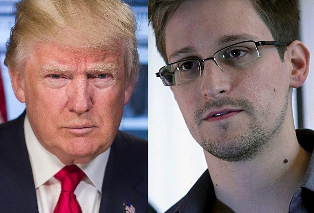 Niektórzy pracownicy federalni USA boją się Trumpa i rozmawiają przez komunikator polecany przez Snowdena