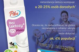 Bez ograniczeń - produkty bez laktozy w Lidlu