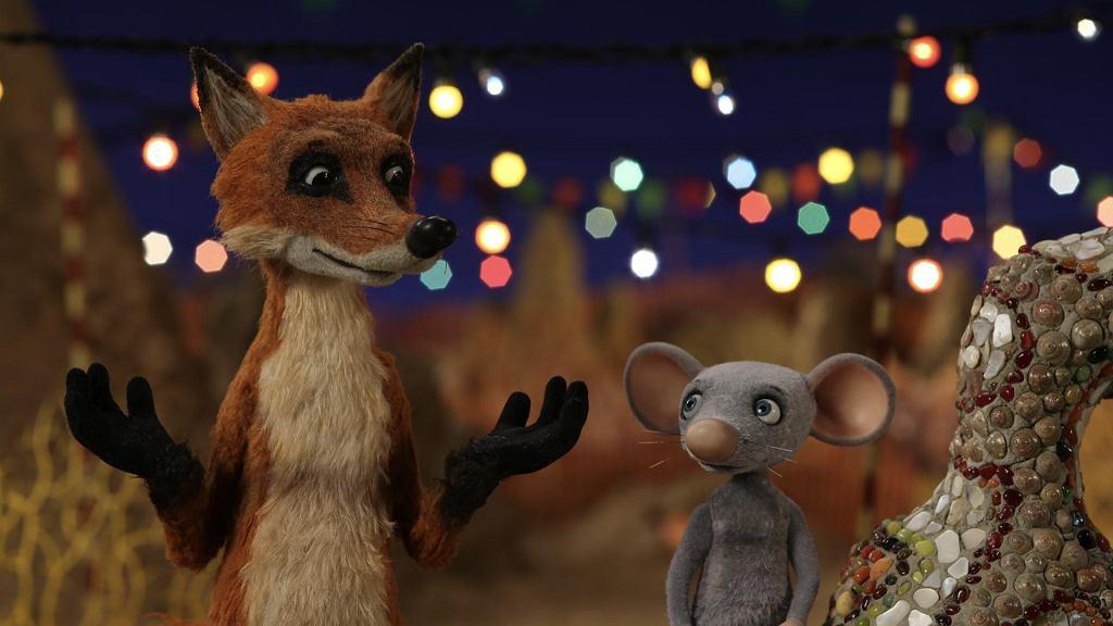 Zdjęcie z filmu 'Nawet myszy idą do nieba'