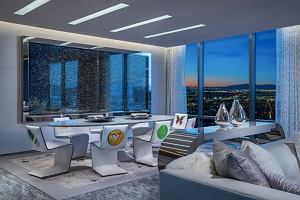 100 tysięcy dolarów za noc - zobacz, jak wygląda najdroższy pokój hotelowy na świecie