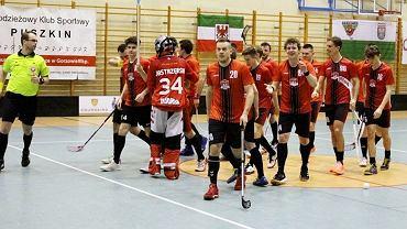 Ekstraliga Unihokeja Mężczyzn, sezon 2020/21: I LO UKS Floorball Gorzów - Bankówka Zielonka 8:4