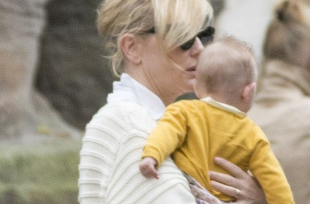 Cate Blanchett z córką Edith