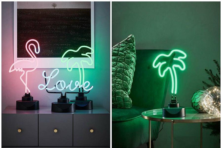 Lampki LED to świetny sposób na dekoracje mieszkania.