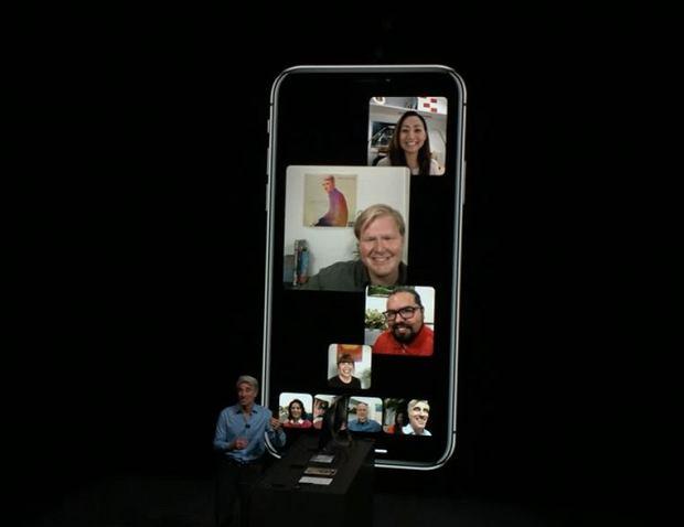 Facetime umożliwi grupowe rozmowy wideo i audio