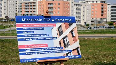 W ramach programu Mieszkanie Plus ma powstać ponad 110 tysięcy mieszkań