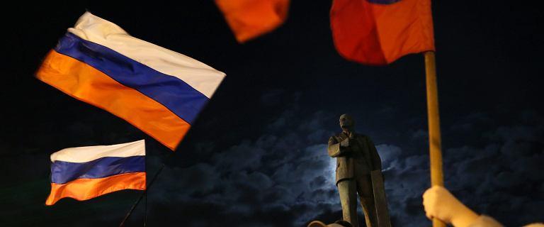 Trwają obchody 5. rocznicy zajęcia Krymu. Będą Nocne Wilki i sam Putina