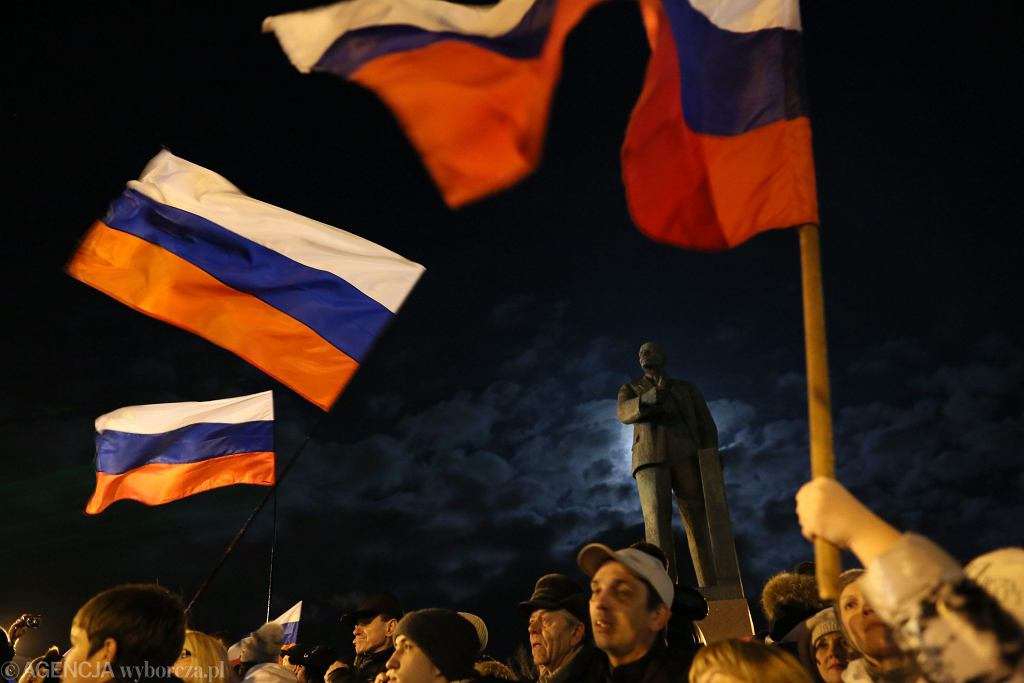 Krym - Referendum