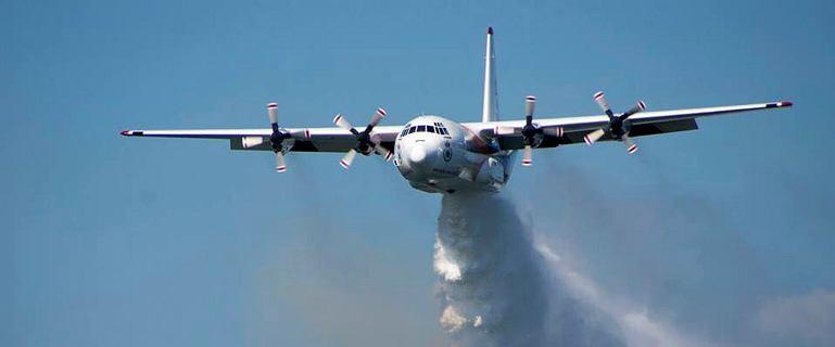 W Australii rozbił się samolot straży pożarnej. Nie żyją trzy osoby