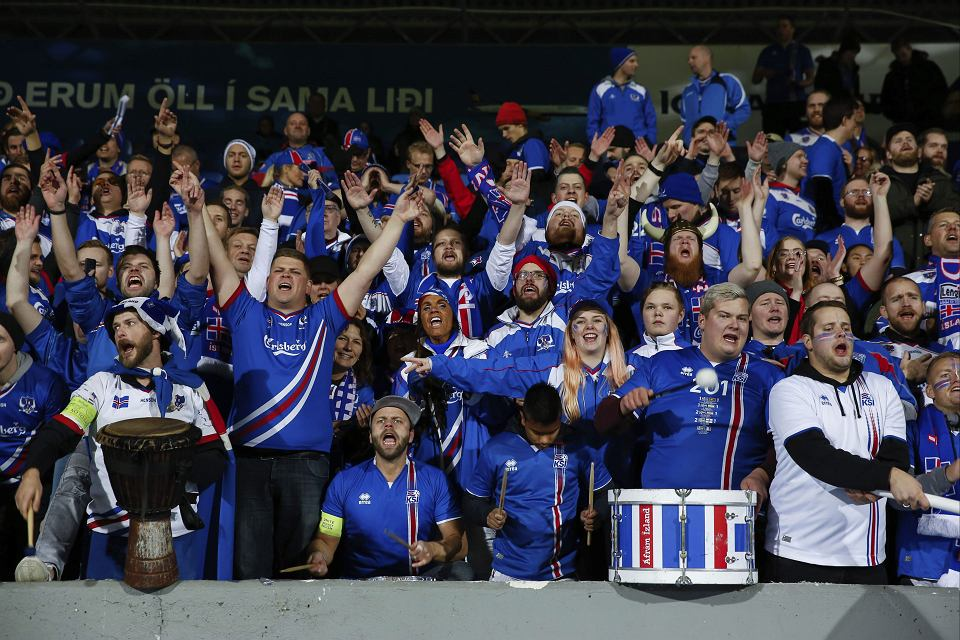 Islandia awansowała na MŚ 2018