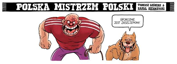 Zdjęcie numer 37 w galerii - Polska mistrzem Polski [GALERIA]