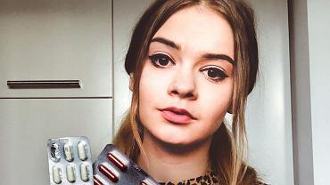 Julia Wróblewska zabrała głos w sprawie depresji. Pokazała, jakie leki bierze i opisała swój stan: Jedzenie raz na dwa dni, smutek i nienawiść do samej siebie