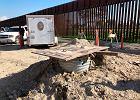 Na granicy USA z Meksykiem odkryto najdłuższy tunel przemytniczy