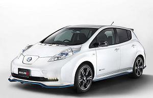 Nissan Leaf Nissmo | Electro Dance