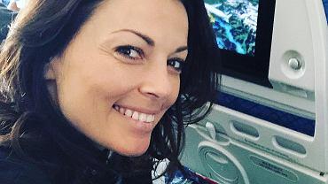 Katarzyna Glinka zachwyca figurą w bikini