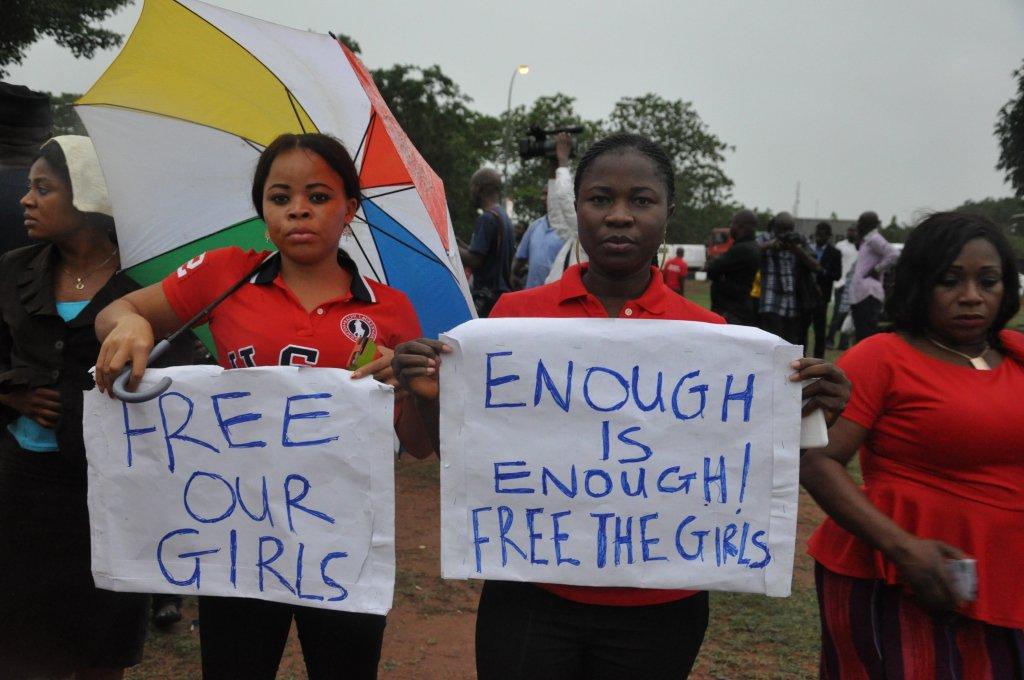 Nigeryjczycy wzywają do uwolnienia dziewcząt