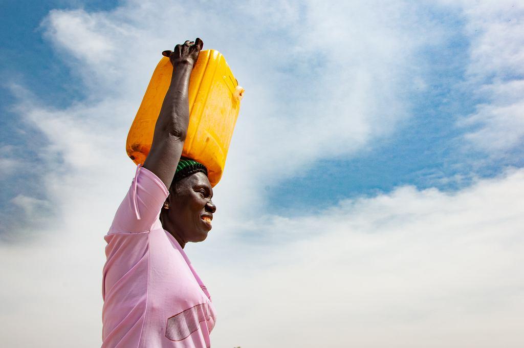 Kobiety w Sudanie Południowym