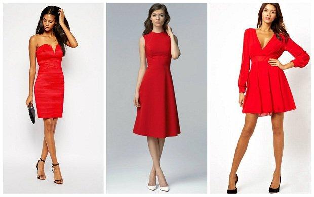 Czerwona Sukienka Klasyk W Damskiej Garderobie Nasze Propozycje