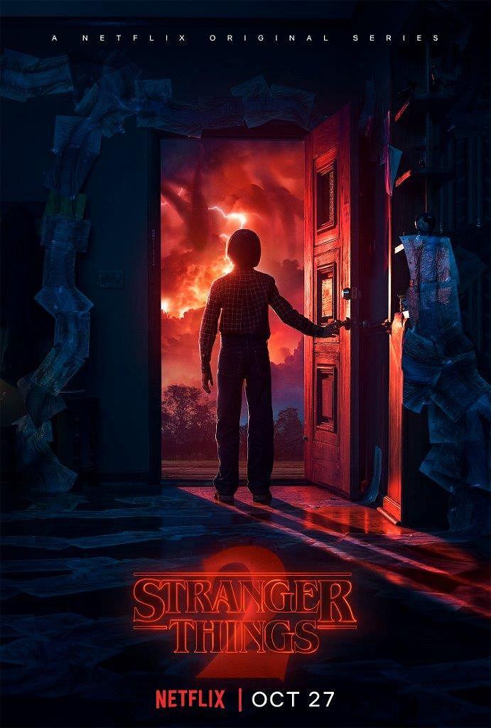 'Stranger Things', sezon 2.