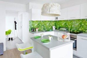 Biała Kuchnia Jaki Kolor ścian Wnętrzaaranżacje Wnętrz