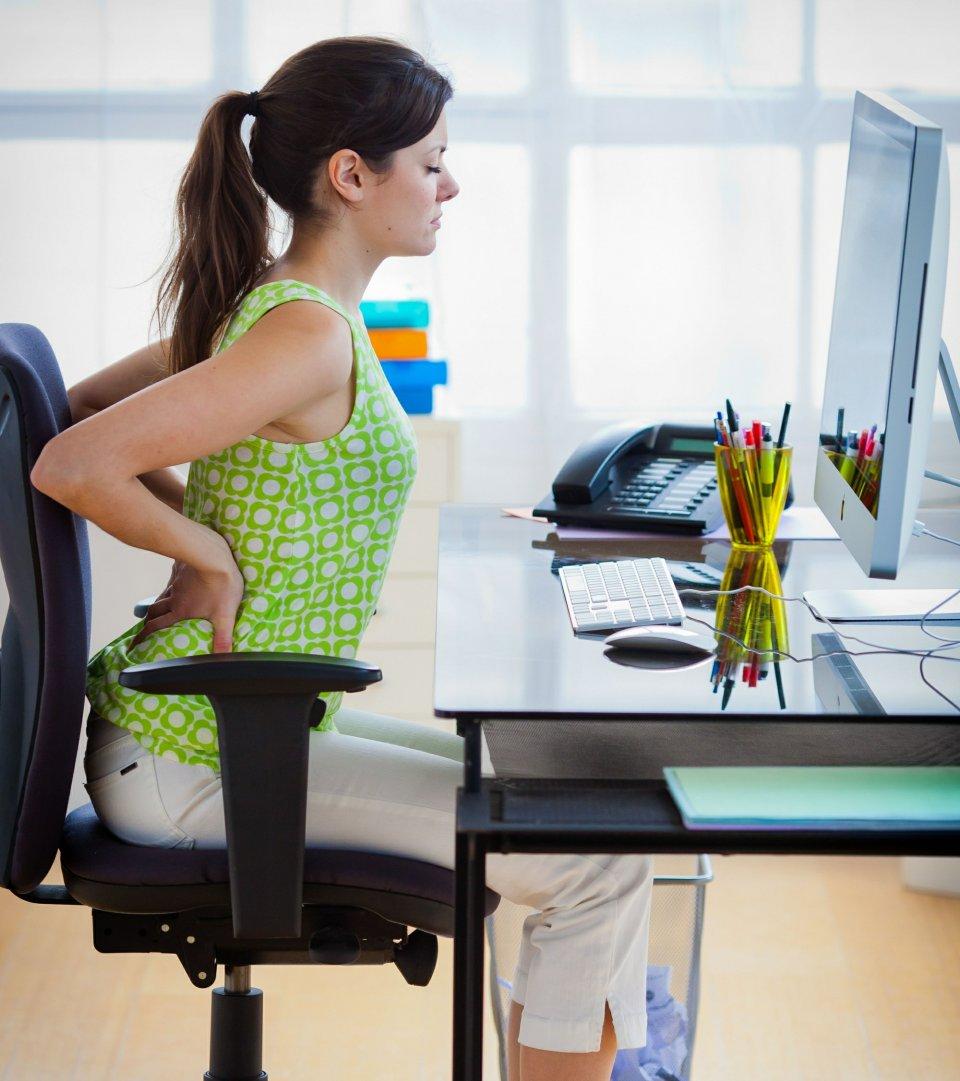 Bóle Pleców Dlaczego Boli Cię Kręgosłup