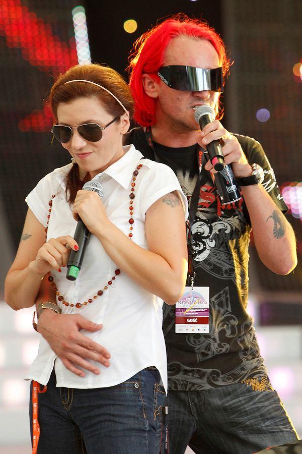 Magda Femme i Michał Wiśniewski