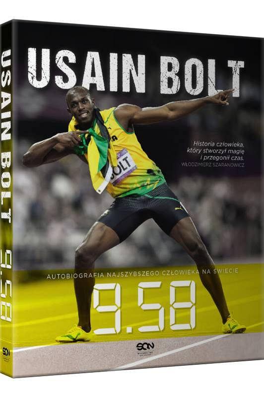 Premiera książki Usaina Bolta już 14 sierpnia. Możesz ją kupić w przedsprzedaży na stronie labotiga.pl