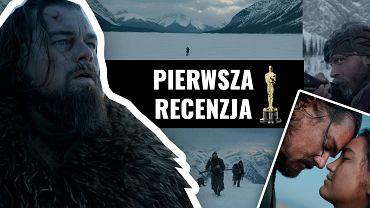 """""""Zjawa"""", reż. Alejandro Gonzáleza Inárritu"""