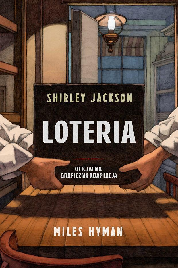 Loteria, Myles Hyman, Wydawnictwo Marginesy