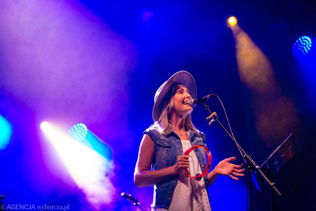 Anita Lipnicka na festiwalu #bedzieczytane / RENATA DĄBROWSKA