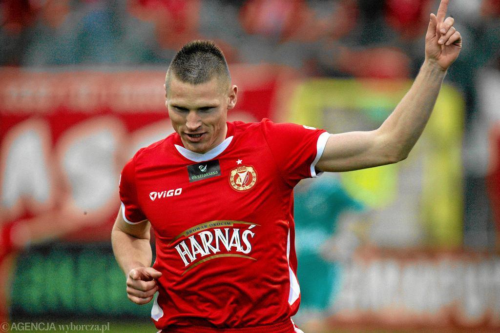 Marcin Robak ma zostać piłkarzem II-ligowego Widzewa Łódź