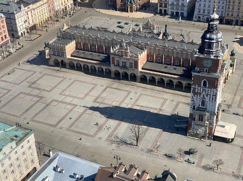 Weekend w Krakowie. Pół tysiąca mundurowych patrolowało miasto