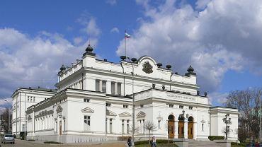 Siedziba parlamentu w Bułgarii