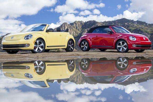 Volkswagen Beetle Cabriolet