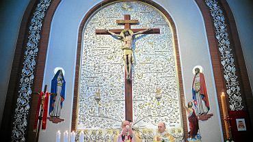 Wielkanoc 2020. Gdzie oglądać mszę świętą? Niedziela 12 kwietnia (zdjęcie ilustracyjne)
