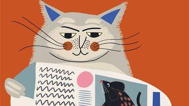 Kocia Szajka i zagadka zniknięcia śledzi