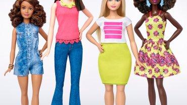Nowe lalki Barbie