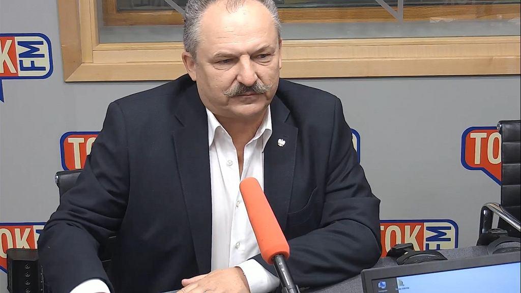 Marek Jakubiak w TOK FM