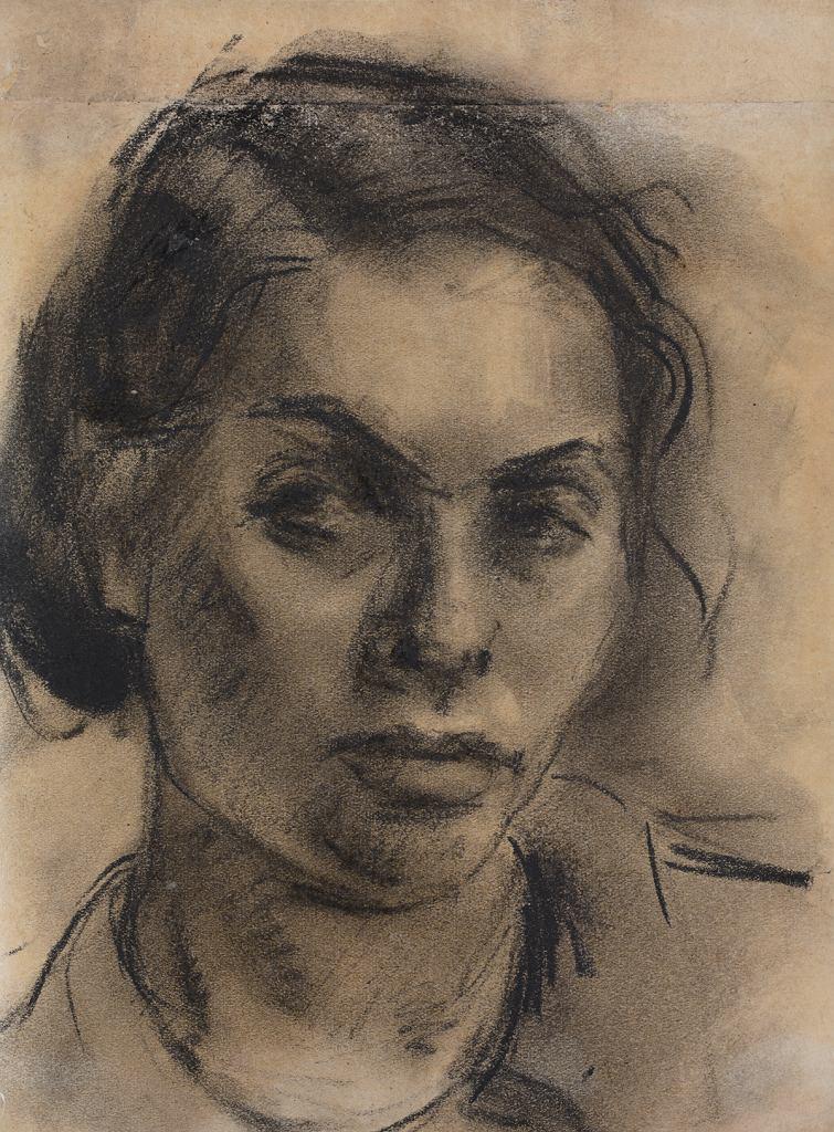 Autoportret Geli Seksztajn