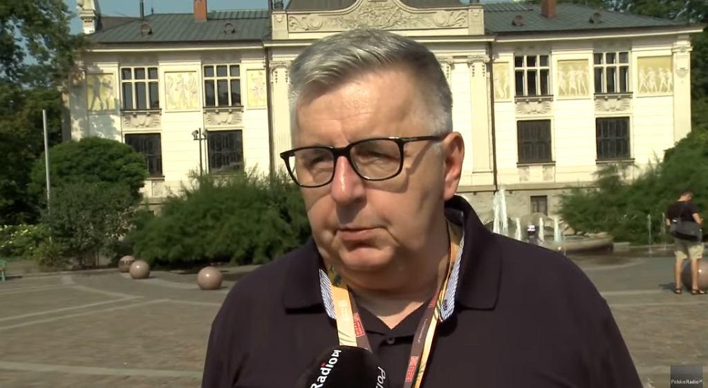 Tomasz Kowalczewski , dyrektor radiowej Trójki