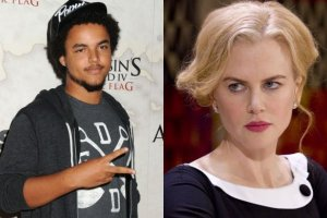 Connor Cruise i Nicole Kidman