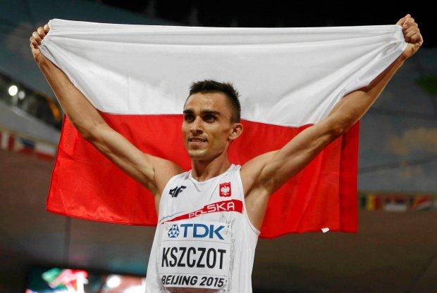 """Pekin 2015. Paweł Czapiewski: """"Adam Kszczot jest wybitnym biegaczem"""""""