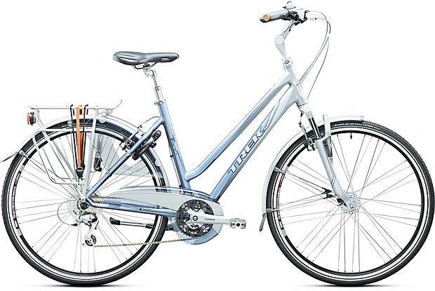 rowery, Przegląd stylowych miejskich rowerów, Rower Trek L300 Midstep. Cena: 3599 zł