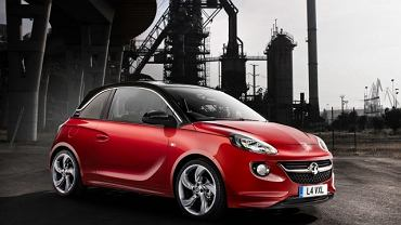 Opel/Vauxhall Adam