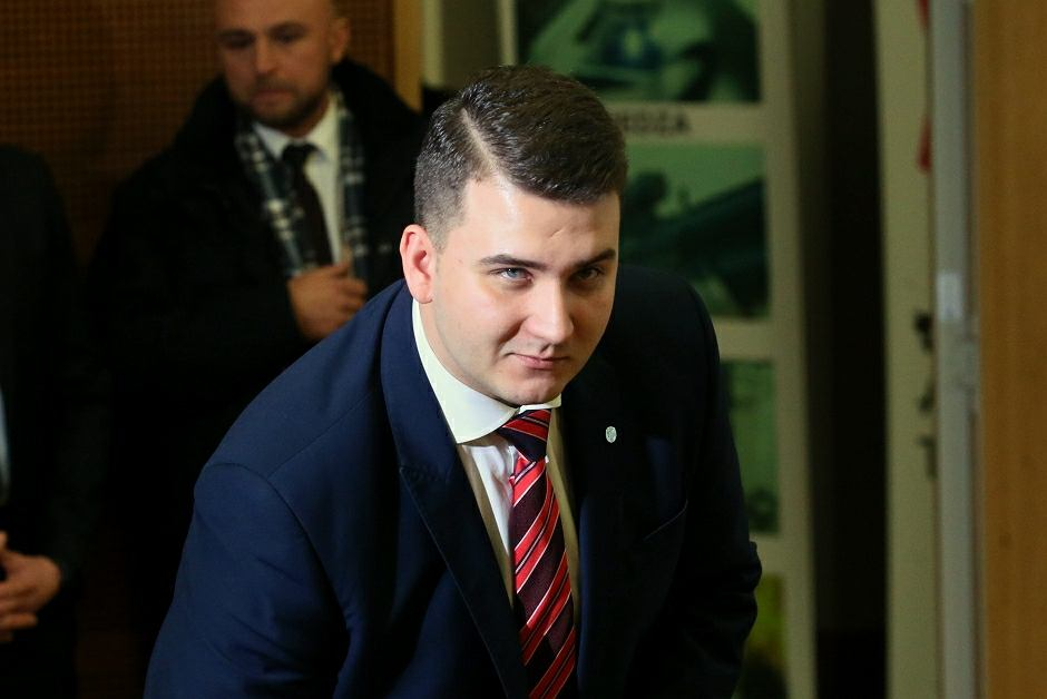 Bartłomiej Misiewicz opuścił areszt