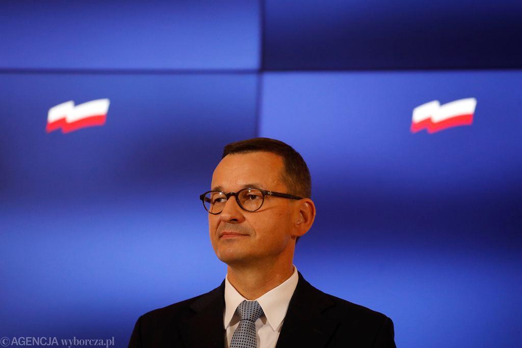 Matura 2021. Mateusz Morawiecki wspomina egzamin dojarzałości
