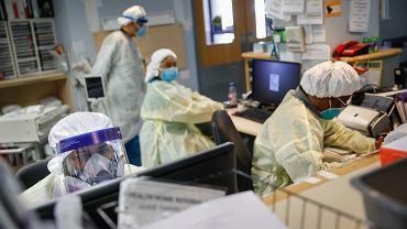 Epidemiolog: Liczba ofiar koronawirusa w USA może wynieść nawet 1,6 mln