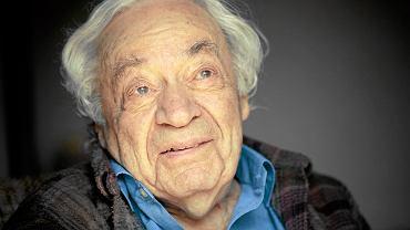 Pisarz Józef Hen. Warszawa, 9 marca 2013