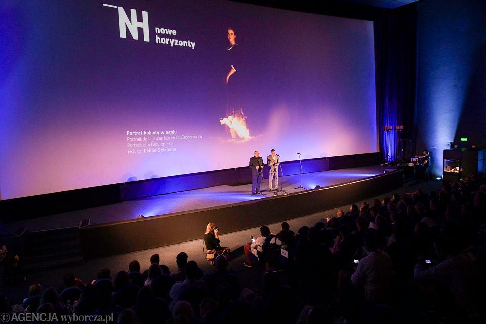 MFF Nowe Horyzonty przyciąga tłumy widzów